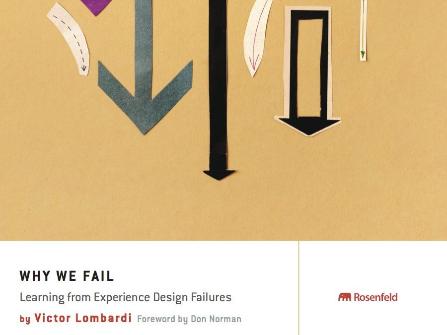 Why We Fail: A Conversation with Victor Lombardi