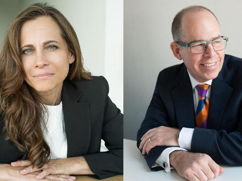 A Conversation with Michael Bierut and Jessica Helfand, Part One