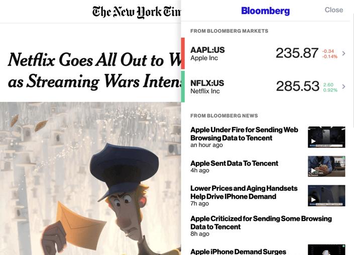 Bloomberg Media