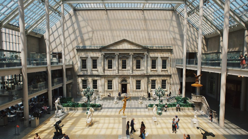 Promoting Digital at the Met: What does it take to be the CDO at The Metropolitan Museum of Art?