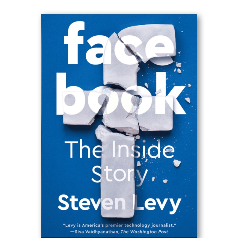 Steven Levy Time to Build Facebook book cover